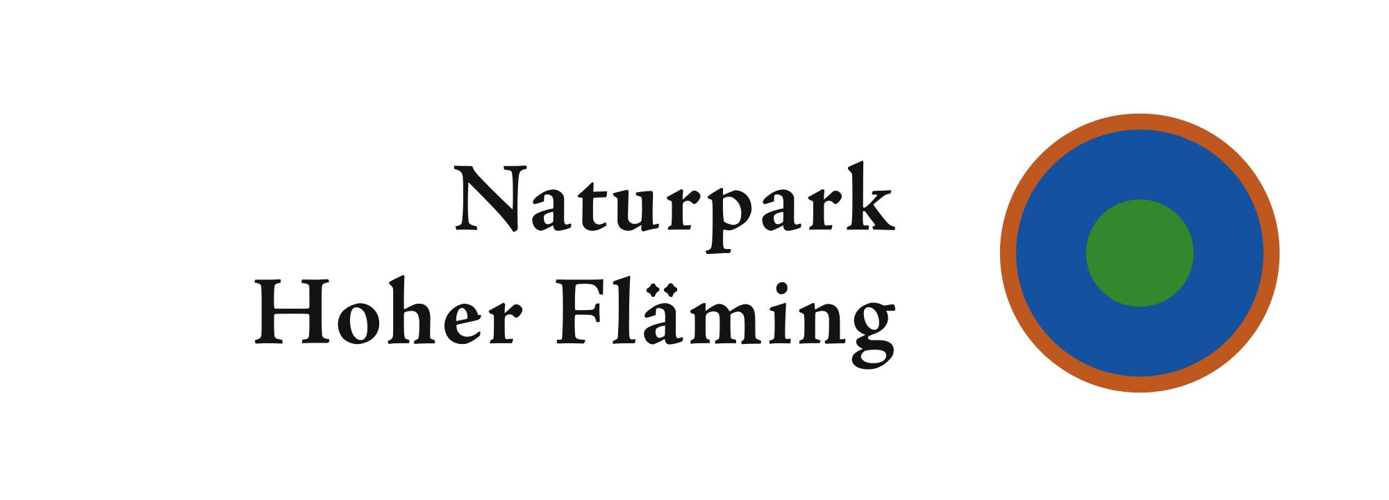Logo Naturpark Hoher Fläming
