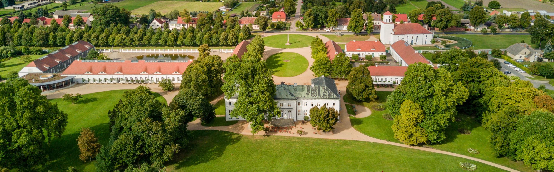 Schloss Neuhardenberg,                        Picture: Stiftung Schloss Neuhardenberg/Fotokraftwerk